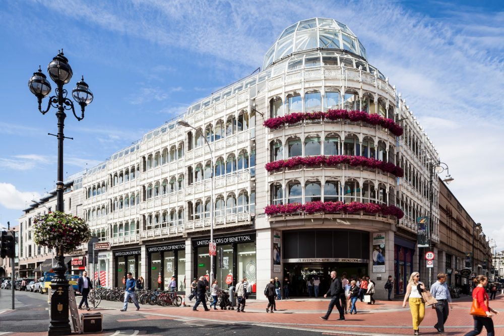 stephens green shopping centre wifi